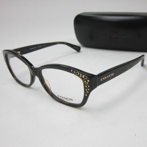 24715ff720c2 Coach HC 6076 5120 Women's Eyeglasses/OLG439. M_5b75b88e3c9844bd5662af1c